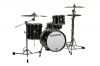 LUDWIG LC179X Барабанная установка с держателем тома и чехлами, серия Breakbeat by Questlove