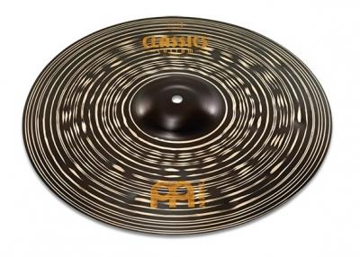MEINL Dark Crash Classics Custom