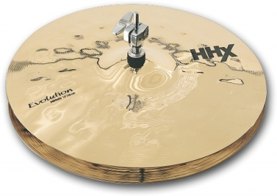 SABIAN HHX EVOLUTION HI-HATS
