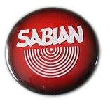 SABIAN Фирменный значок