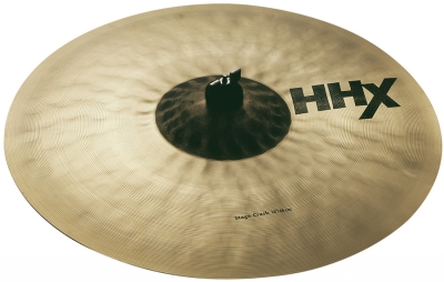 SABIAN HHX STAGE CRASH