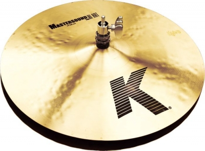 "ZILDJIAN 14"" K MASTERSOUND HI-HAT"