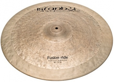 """ISTANBUL AGOP 22"""" SPECIAL EDITION FUSION RIDE"""