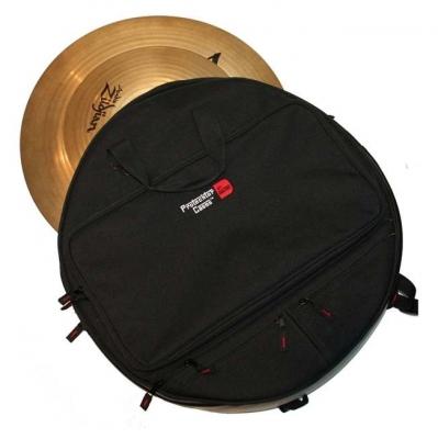 "GATOR GP-CYMBAK-22 сумка для тарелок, с разделителями, на 8 тарелок до 22"""