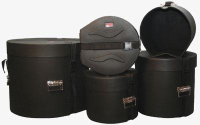 GATOR GPR-FUSION-SET набор из 5 кейсов для барабанов