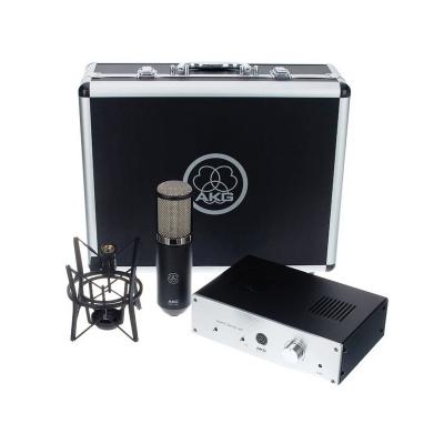 AKG P820 Tube Black Ламповый микрофон