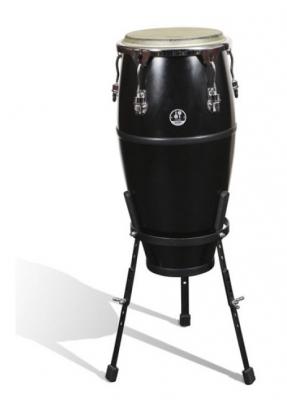 Sonor Global Конга цвета Black Matte со стойкой