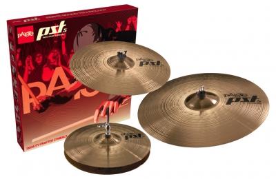 Paiste Rock Set PST5 комплект тарелок