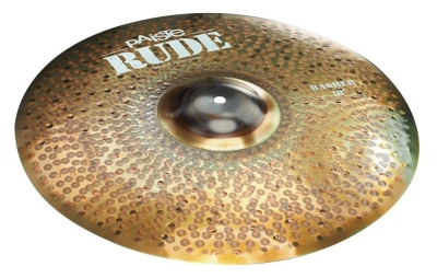 Paiste Rude Basher Crash