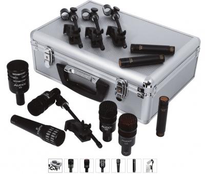 Audix DP ELITE 8 Набор из 8 микрофонов