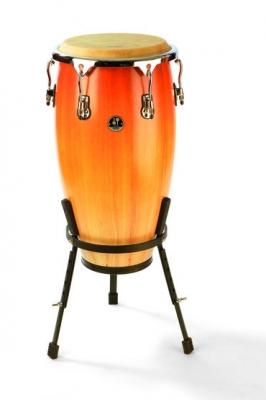 Sonor Global Конга цвета Orange Fade со стойкой