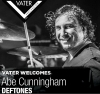 Vater VHABECW Abe Cunningham cool breeze (Deftones)