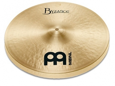 "MEINL B14HH Heavy Hihat 14"" Byzance Traditional"