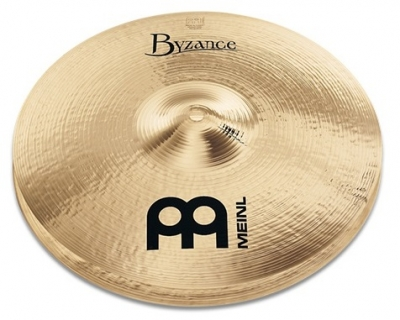 "MEINL B14MH-B Medium Hihat 14"" Byzance Brilliant"