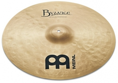 MEINL Extra Thin Hammered Crash Byzance Traditional