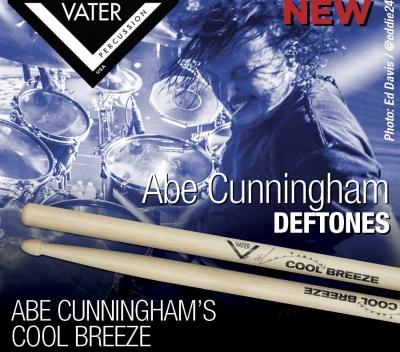 Vater VHABECW Abe Cunningham cool breeze (Deftones)