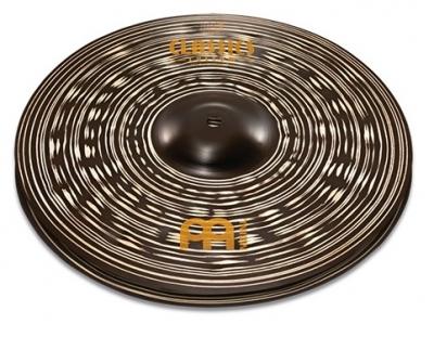 """MEINL CC14DAH Dark Hihat 14"""" Classics Custom"""