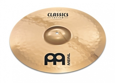 MEINL Powerful Crash Classics Custom