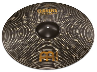 "MEINL CC22DACR Dark Crash-Ride 22"" Classics Custom"