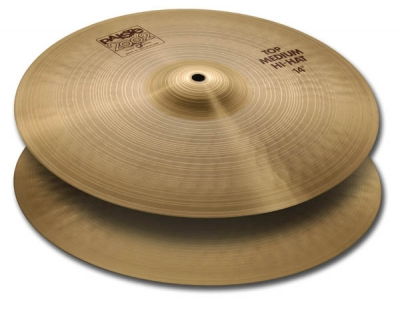 "Paiste 14"" Medium Hi-Hat 2002"