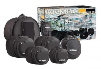 Rockbag RB22911B комплект чехлов для барабанов Deluxe Standard