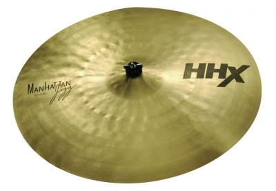 АКЦИЯ! SABIAN HHX Manhattan Jazz Crash-Ride