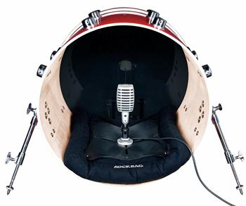 Rockbag RB22181B подушка в бас-барабан