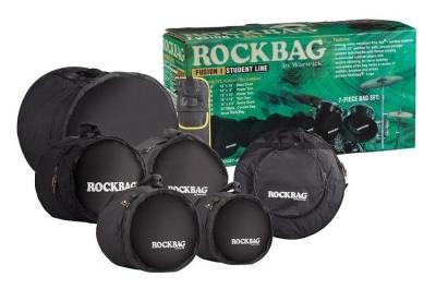 Rockbag RB22900B комплект чехлов для барабанов Student Fusion