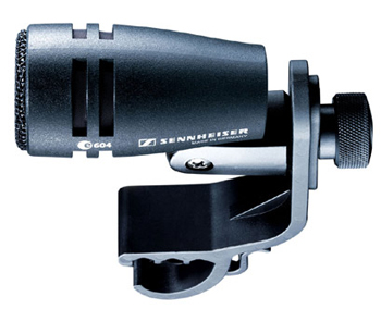 Sennheiser E 604 динамический микрофон для томов и малого барабана