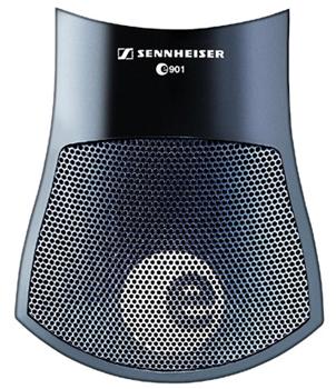 Sennheiser E 901 конденсаторный микрофон граничного слоя для бас-барабана