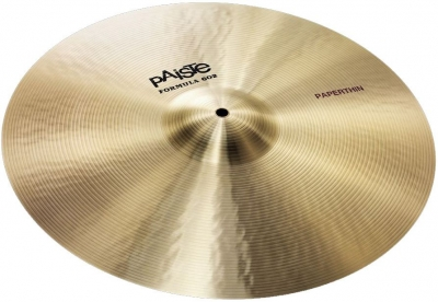Paiste Formula 602 Classic Sounds Paperthin Crash