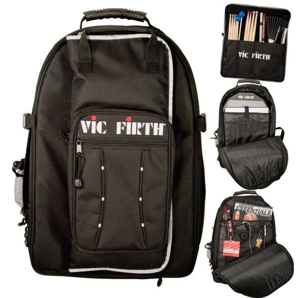 Vic Firth VICPACK рюкзак с отделяемым чехлом для палочек