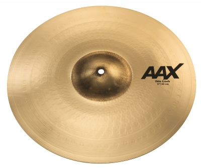 Sabian AAX Thin Crash