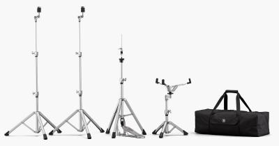 Yamaha HW3 комплект облегчённых стоек для ударной установки с чехлом