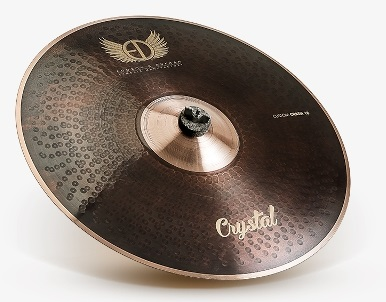 ED Cymbals Crystal Crash