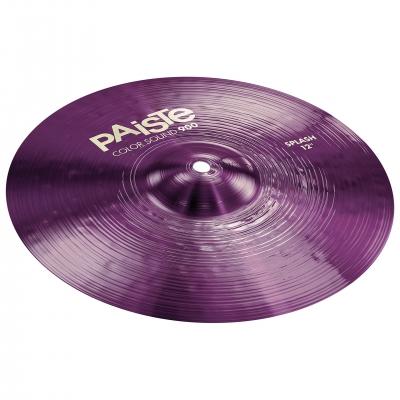 "Paiste 12"" Purple Splash 900 Color Sound"