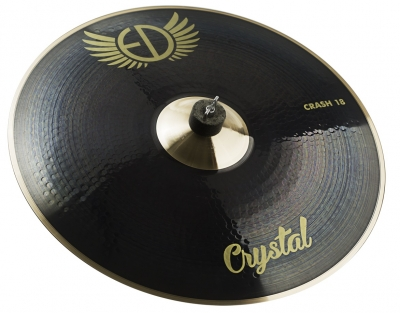 ED Cymbals Crystal Crash