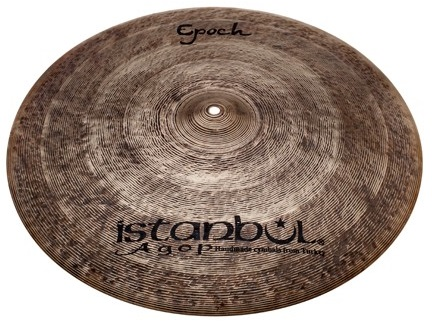 "ISTANBUL AGOP 22.5"" LENNY WHITE SIGNATURE Epoch Ride"