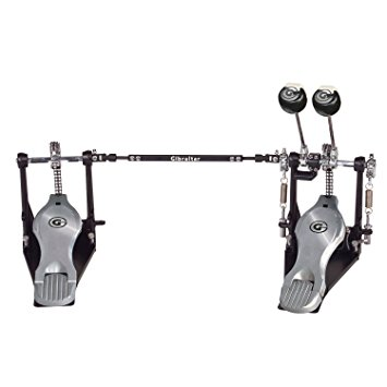 GIBRALTAR 6711DB Chain CAM Drive Double Pedal