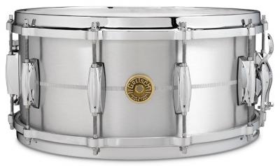 """GRETSCH G4164SA малый барабан 14"""" x 6,5"""" Solid Aluminum"""