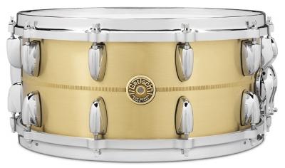 "GRETSCH G4169BBR малый барабан 14"" x 6,5"" Bell Brass"