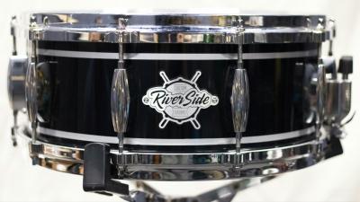 """Riverside RS1406ASTRO Малый Барабан 14""""х6"""" с чехлом, запасным пластиком и наклейками знаков зодиака"""