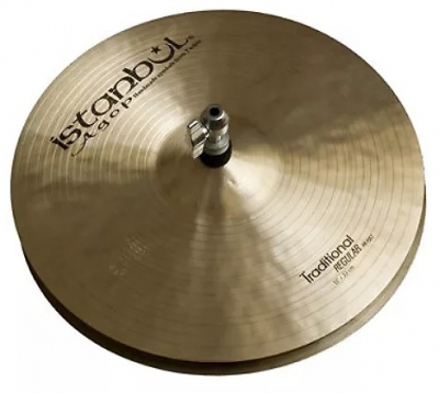 ISTANBUL AGOP TRADITIONAL Medium Hi-Hats