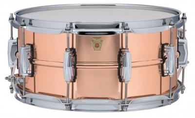 "Ludwig LC662 Малый барабан 14"" x 6,5"" Copper Phonic"