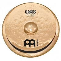 "MEINL CC16/18EMS-B Extreme Metal Stack 16/18"" Classics Custom"