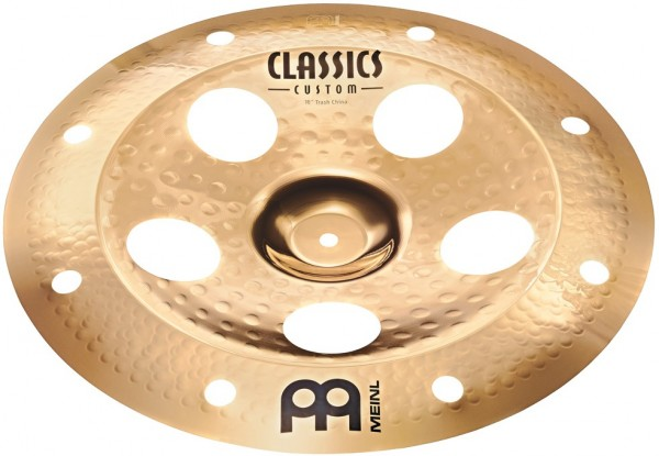 "MEINL CC18TRCH-B Trash China 18"" Classics Custom"
