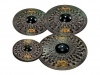 "MEINL CCD14161820 Dark Cymbal Set Комплект тарелок 14, 16, 18, 20"" Classics Custom"