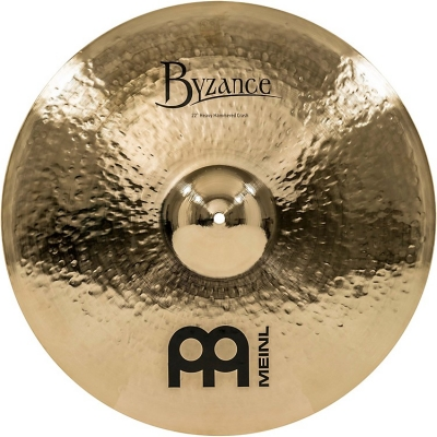 "MEINL 22"" Heavy Crash Byzance Brilliant"