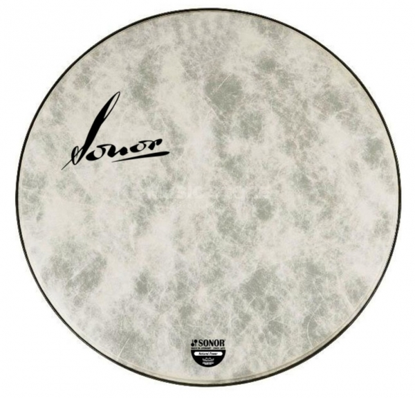 SONOR Vintage Bass Drum Natural Reso Head