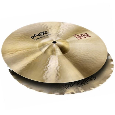 "Paiste 14"" Sound Edge Hi-Hat Formula 602 Classic Sounds"